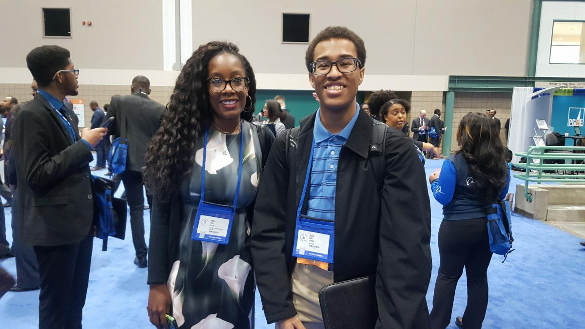 NSBE Convention 2017 – National Society of Black Engineers